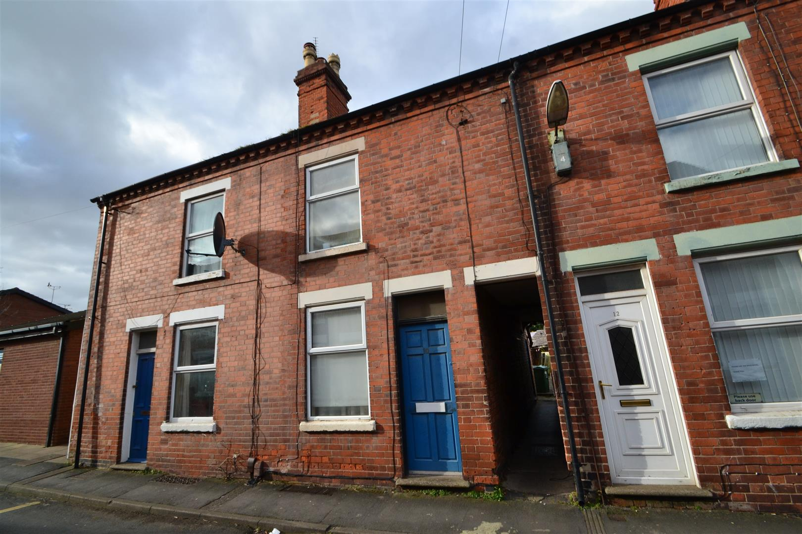 4 Bedrooms Terraced House for sale in Hastings Street, Loughborough